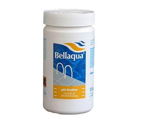 bellaqua ph senkung 1 5 kg in der dose. Black Bedroom Furniture Sets. Home Design Ideas